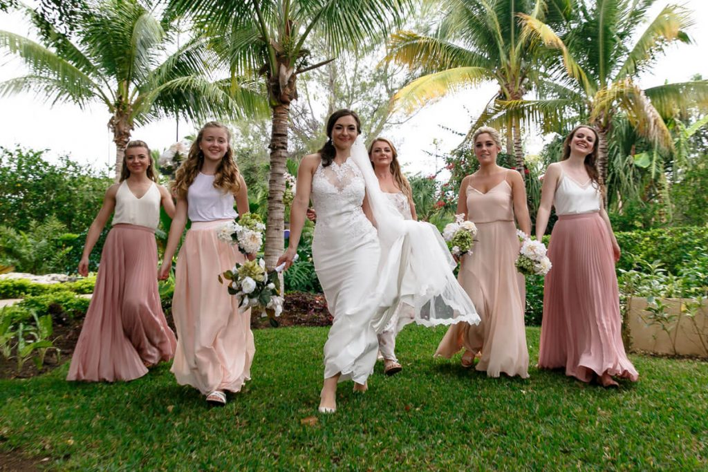Beachfront Riviera Maya Weddings: Zofia & Blazej 4