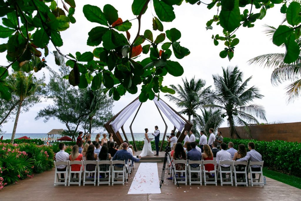 Beachfront Riviera Maya Weddings: Zofia & Blazej 6