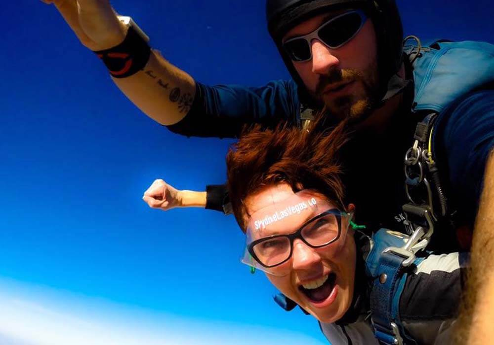 pamela walker - adrenaline junkie