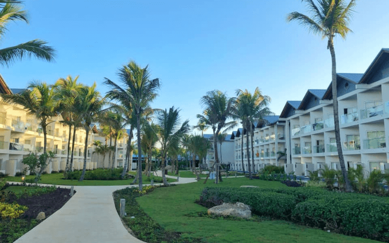 renovations at the hilton la romana