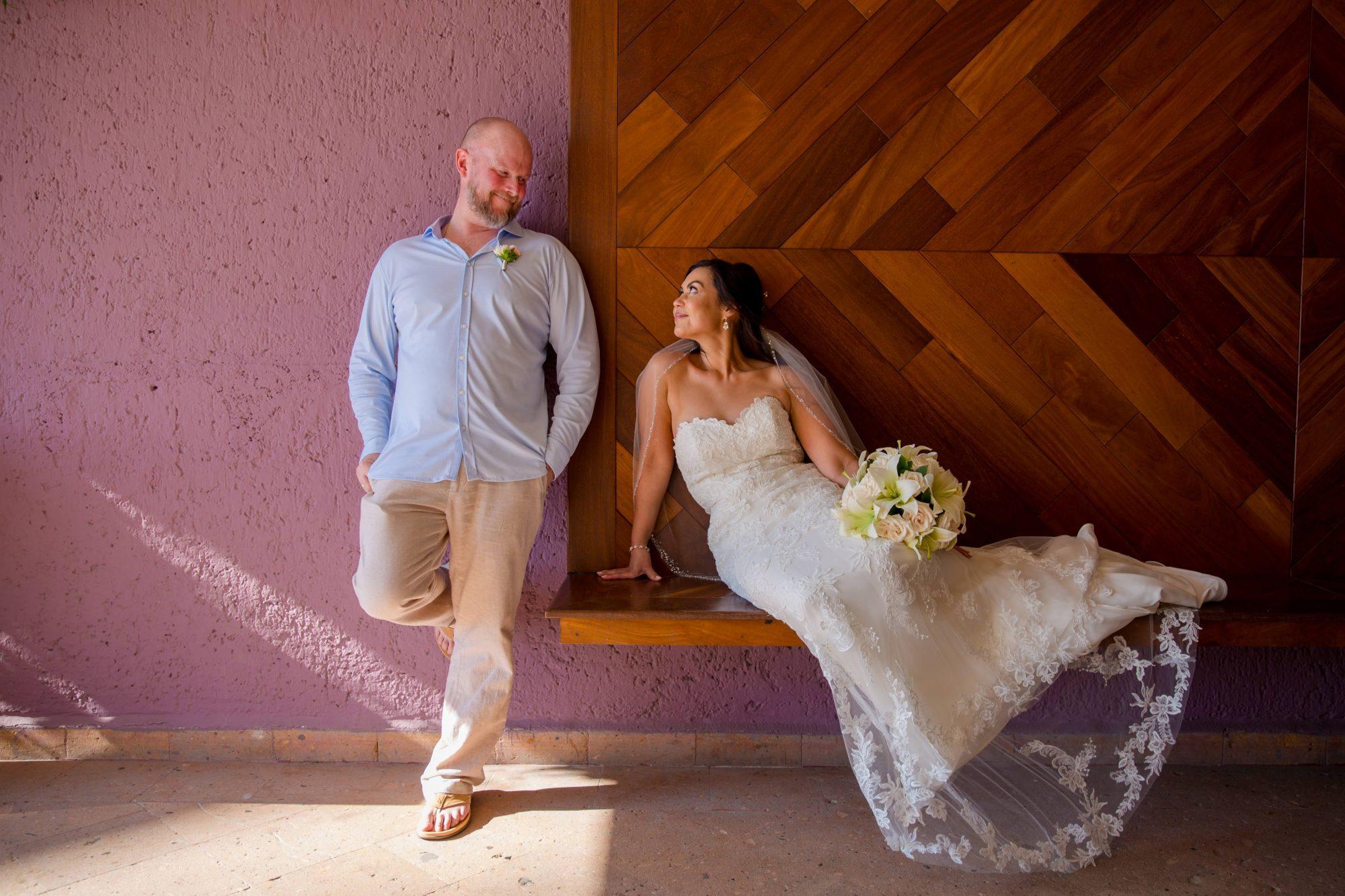 Catherine and Chris Wedding