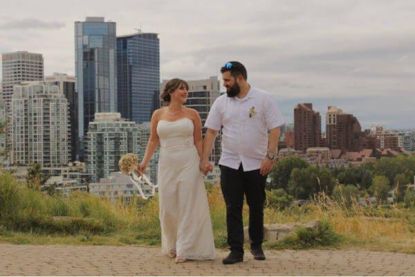 Jillian and Josh wedding